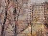 High/Low Providence (Susana Venir) Tags: art landscape urban scene providence risd winter cityscape