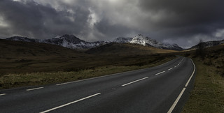 The Road to Snowdon (Explored)