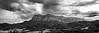 Inquiétants nuages d'orage (Erminig Gwenn) Tags: elpueyodearaguás aragón espagne es 1605 noiretblanc canoneos6d canon6d 24x36 fullframe pleinformat canon adobe lightroom lightroomcc lightroom6 españa spain montagnes mountañas montaños pyrénées pyrenees pirineos blancoynegro monochrome monochromia blackandwhite bw mountains châine crête nuage cloud orage storm clouds nueves piémont pano panoramic panoramique panorama