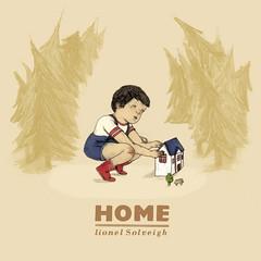 2009_Lionel_Solveigh_Home (Marc Wathieu) Tags: rock pop vinyl cover record sleeve music belgium belgië coverart belgique pochette cd indie artwork vinylcover sleevedesign