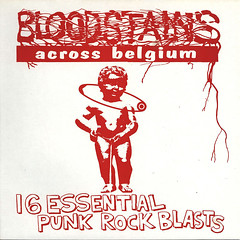 1997_Bloodstains_Across_Belgium_1997 (Marc Wathieu) Tags: rock pop vinyl cover record sleeve music belgium belgië coverart belgique pochette cd indie artwork vinylcover sleevedesign