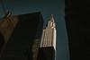 How high the moon (tinto) Tags: 2017 28mm fuji fujifilm fujilove fujix100t fujixseries manhattan mirrorless newyork nyc tintography vsco vscofilm wclx100 wideangel x100t moon chrysler building chryslerbuilding