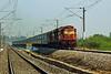 Palnadu Exp. (B V Ashok) Tags: palnadu superfast express 12747 gunturvikarabad gntvkb npl nagalapalli scr gtl guntakal wdm3a alco 18975