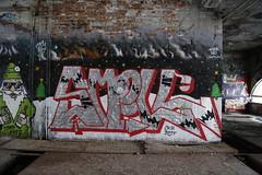 Last days of Pispala Fame (Thomas_Chrome) Tags: graffiti streetart street art spray can wall walls fame gallery hof pispala tampere suomi finland europe nordic legal winter chrome