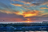Buskin Beach. Kodiak, AK (Gilbert Photography) Tags: alaska alaskalife beach kodiak sunrise sky buskin river hdr