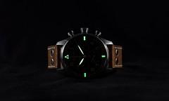 Alpina Startimer (rs505) Tags: alpina startimer watch wrist wristwatch lume lumeshot swiss chronograph uhr armbanduhr nikon strobist