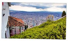 Mirador de Cerro de Monserrate - Bogotá (°° OJOS DE AGUA °°) Tags: bogotá cundinamarca colombia 2017 mirador cerrodemonserrate