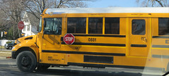 East End Bus Lines Inc. #0881 (ThoseGuys119) Tags: eastendbuslines orangecountytransitllc valleycentralschools maybrookny schoolbus icce 2018 ac tintedwindows awesome