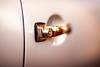 Grab Me (Jeremy Brooks) Tags: california car chrome handle lodi porsche porsche1600super sanjoaquincounty usa vintagereservegarage