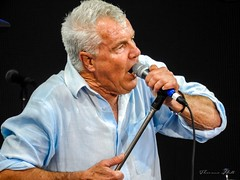 Daryl Braithwaite at a day on the green, Mitchelton Wines, Nagambie, Victoria, Australia. (Theresa Hall (teniche)) Tags: theresahall teniche sherbert mitcheltonwines adayonthegreen darylbraithwaite