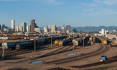 Denver, Colorado (Nolan Majcher) Tags: up union pacific 951 emd e9 denver co colorado