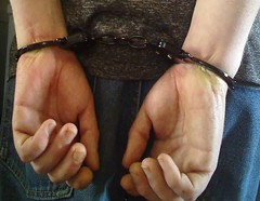 handcuffed (catbleu4555) Tags: handcuffed handcuff arested justice jail guy