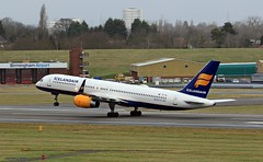 Icelandair TF-FIV J78A0839 (M0JRA) Tags: icelandair tffiv birmingham airport planes flying runway jets aircraft rotate clouds sky terminal