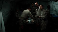 171213-M-PL003-003 (jcccdimoc) Tags: 1stmlg centcom cld5 combat combatlogisticsbrigade combatlogisticsdetachment5 crisisresponse deployed emergencymedicine emergencyservices emt exercise forward injured iraq logistics marcent marine marinecorps marinelogisticsgroup marines mlg qrf quickreactionforce shocktrauma spmagtfcrcc spmagtfcrcc172 tf515 training trauma usmc alqaim iq