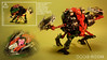 Bohrok the Cleaner (Also known as N... Mister N) Tags: bionicle bohrok 2002 lego moc cleaner nostalgia insectoid robot bug