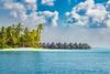 Tropical island beach (icemanphotos) Tags: maldives tropics exotic tourism vacation summer luxury