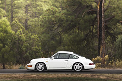1991 Porsche 911 Carrera Cup (Desert-Motors Automotive Photography) Tags: rmsothebys rm porsche 964 911 carrera carreracup 911cup