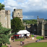 Remembering my visit to Warwick Castle thumbnail