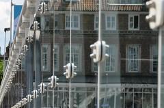 Window's and reflection (wilma HW61) Tags: reflection réflexion reflexion window ramen finestra fenêtre fenster reflectie glasswall glazenwand speigeling depth kampen overijssel nederland niederlande netherlands nikond90 holland holanda paysbas paesibassi paísesbajos europa europe wilmahw61 wilmawesterhoud windowwednesday dwwg