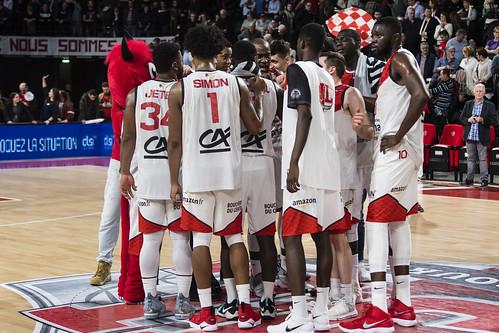 Equipe JL Bourg - ©Jacques Cormarèche