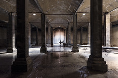 Return to Atlantis (suspiciousminds) Tags: urbex urbanexploration decay abandoned aesthetica aestheticaartprize aestheticamagazine york uk unitedkingdom expo artprize yorkartgallery