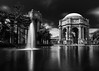 Palace of Fine Arts, San Francisco (King Grecko) Tags: america architecture bw famousplace internationallandmark nopeople tourism travel traveldestinations usa bayarea black blackandwhite blackandwhiye buildingstructure california canon contrast longexposure palaceoffinearts sanfrancisco sanfranciscocalifornia sanfranciscobay still white