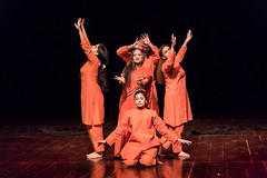 Liberation (Kamran (Kami K)) Tags: women rights play domesticviolence lowlight stage performance performing actors actress females female