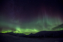 Northern Lights, Stafafell (Sophie Carr Photography) Tags: northernlights auroraborealis stafafell astrophotography iceland