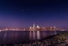 NYC at Night (jennifer.moffett) Tags: nyc city skyline night longexposure canon rokinon nj hudsoncounty newjersey jerseycity