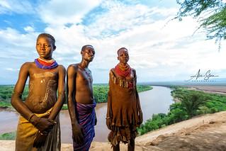 The Karo Tribe from Kolcho (Omo Valley, Ethiopia 2014)