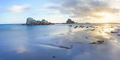 Picnic Rocks Sunrise (cameron_sweeney) Tags: au aus australia australian batis bayoffires beach clouds coast coastal coastline landscape longexposure mountwilliamtasmania mtwilliam mtwilliamnationalpark northeasttasmania ocean panorama parkstasmania photography picnicrocks sea seascape sony sonya7r tas tasmania wide wideangle zeiss zeissbatis18mmf28 zeissbatis2818 a7r wwwcameronsweeneycomau batis2818 carlzeiss