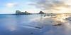 Picnic Rocks Sunrise (cameron_sweeney) Tags: au aus australia australian batis bayoffires beach clouds coast coastal coastline landscape longexposure mountwilliamtasmania mtwilliam mtwilliamnationalpark northeasttasmania ocean panorama parkstasmania photography picnicrocks sea seascape sony sonya7r tas tasmania wide wideangle zeiss zeissbatis18mmf28 zeissbatis2818 a7r wwwcameronsweeneycomau