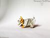 Newspaper Small Dog - Barth Dunkan. (Magic Fingaz) Tags: anjing barthdunkan chien chó dog gremlins hond hund köpek monster origami perro pies пас пес собака หมา 개 犬 狗