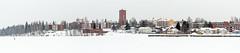 Iisalmi (Tuomo Lindfors) Tags: iisalmi finland suomi porovesi jää ice lumi snow alienskin exposure myiisalmi panorama
