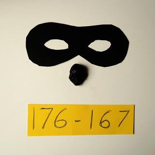 Beagle Boy's mask