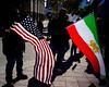 Shadow Protest (whaynedmg) Tags: colorstreetphotography candidstreet voigtlander35mm sonyalpha documentarystreetphotography streetphotographyprotest protest iran streetphotography