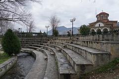 Kavala, Greece, February 2018