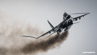 MiG-29G Fulcrum - Polish Air Force