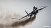 MiG-29G Fulcrum - Polish Air Force (airporn.pl) Tags: mig mikoyan mig29 mikoyangurevich mig29g fulcrum radom epra airforce polishairforce 4120 airporn airpornpl jet smoker aviation afterburner rd33 airshow demoteam plane airplane fighter
