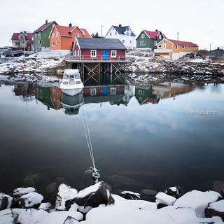 Henningsvaer, Lofoten Islands, Norway