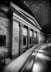 (Robert Bilinski) Tags: london britishmuseum canon sigma sigma1224mm 1224f4556 monochrome blackandwhite uk robertbilinski