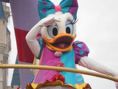 Daisy Duck (DisneyGirl13!) Tags: walt disney world waltdisneyworld daisy duck daisyduck wdw festival fantasy festivaloffantasy