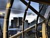 Ominous Den Haag (m_artijn) Tags: ominous den haag nl beatrixkwartier tramstop dark skyline cloud