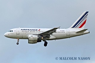A318-111 F-GUGK AIR FRANCE