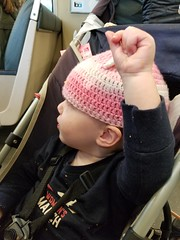Down with the patriarchy! (quinn.anya) Tags: paul toddler pussyhat womensmarch womensmarch2018 fist bart