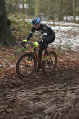 DSC_0487 (sdwilliams) Tags: cycling cyclocross cx misterton lutterworth leicestershire snow