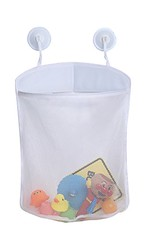 Bath Toy Organizer from Gladstone Kids Offers Spacious Easy Access & Mold Resistant Mesh Bag for Quick Drying & Storage. Includes 2 Extra Strong Lever Suction Hooks & 3 COMPLIMENTARY toys. Buy Now! (saidkam29) Tags: access bath complimentary drying easy extra from gladstone hooks includes kids lever mesh mold offers organizer quick resistant spacious storage strong suction toys