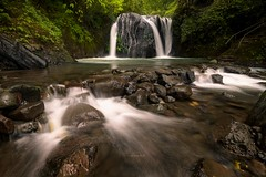 Three Falls (Rein Domingo) Tags: laguna philippines stamaria long exposure d850 water waterfalls