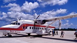 Aircraft Short 330