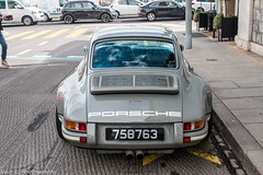 Porsche 911 Singer 4.0 (Nico K. Photography) Tags: porsche 911 singer 40 grey rare classic supercars nicokphotography switzerland geneva